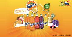 Buy Fanta Orange Soft Drinks Online in Noida at best price on Kiraanastore.com. Get deals and discounts on Carbonated Soft Drinks Store with Free Home Delivery.