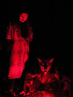 taken at the Wicked Forest Haunted Attraction in Logan, Ohio