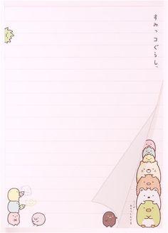 yellow Sumikkogurashi animal in corner Note Pad - Memo Pads - Stationery - kawaii shop modeS4u