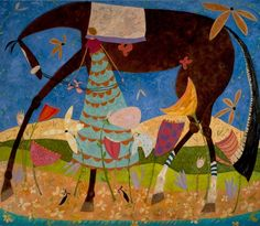 Zenyatta,The Dancing Queen-Ellen Skidmore