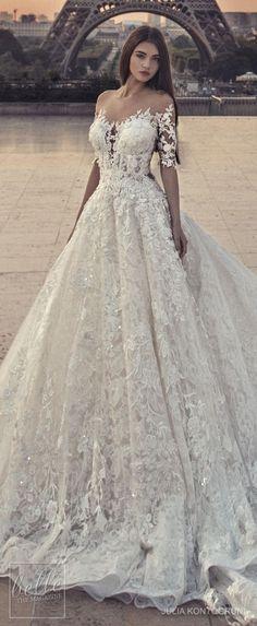 9391 best Wedding Dresses images on Pinterest in 2018 | Dream ...