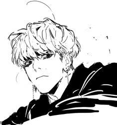 Anime Drawings Sketches, Anime Sketch, Manga Drawing, Manga Art, Art Drawings, Anime Art, Aesthetic Art, Aesthetic Anime, Lgbt Anime