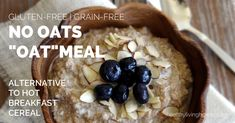Fall is fast approaching, and in the Midwest that means warmth and comfort food, like a piping hot bowl of oatmeal for breakfast. However, if you are living a naturally low-carb or paleo lifestyle, grains have been relinquished and substituted with vegetables, vegetables and more vegetables. If you are tired of starting your day with...[Continue Reading]
