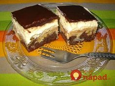 Ak máte radi jablká, bol by hriech nevyskúšať ho: Obrátený jablkáč s kyslou smotanou a čokoládou! Czech Recipes, New Recipes, Sweet Recipes, Ethnic Recipes, Horn Of Plenty, Love Cake, Apple Pie, Nutella, Tiramisu