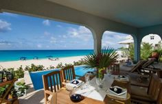 Meads Bay Beach Villas, Anguilla Resort Villa