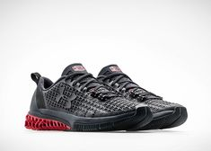 Under Armour becomes latest brand to experiment with 3D-printed trainers.