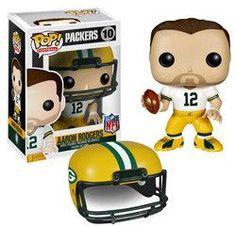 POP! NFL 10: AARON RODGERS