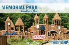 Memorial Park Medina Ohio