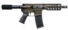 DB-15 PISTOL 5.56MM ODG 7.5 Yes this is considered a pistol and can be carried as a Concealed Firearm LOL, try finding a holster for it though!