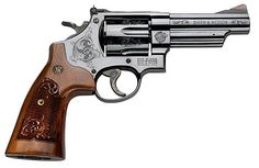 The Smith & Wesson Model 29 - Machine Engraved handgun is a special edition version of the N-Frame designed revolver that was first introduced onto the market in The overall length of the frame is with a barrel. Smith And Wesson Revolvers, Smith N Wesson, Rifles, Winchester, 44 Magnum, Westerns, Custom Guns, Home Defense, Cool Guns