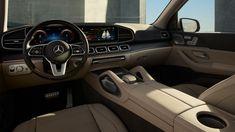 Gls Mercedes, Mercedes Benz Cars, Car Interiors, Design, Night, Racing Wheel