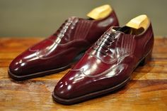 George Cleverley bespoke version of the Churchill #riccardomorini