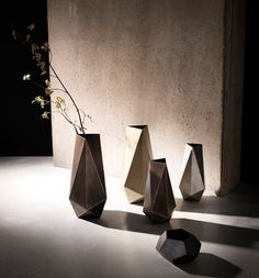 The Galena - Small Vases
