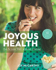 Joyous Health by Joy McCarthy #greenwithenvy #holistichealth