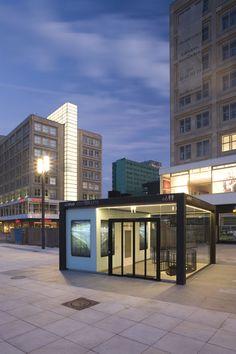 City Toilette Berlin Alexanderplatz