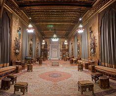 Peles Castle Oriental room