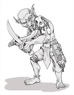 Image result for goblin arms