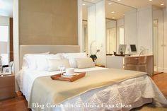 Elegantes e aconchegantes!   A principal função de um quarto é proporcionar-nos uma boa noite de sono. Isso significa que independentemen...