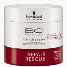 Beleza e etc..: Schwarzkopf Bonacure Repair Rescue Treatment