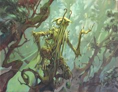 Muddy Colors: Glade Watcher