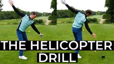 This video helps to simplify the golf swing so that you can easily feel the correct backswing, down swing and impact position through the golf swing. Ben Hogan Golf Swing, How To Introduce Yourself, Improve Yourself, Golf Stance, Golf Score, Golf Exercises, Workouts, Golf Practice, Golf Videos