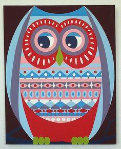 owl by Casper James