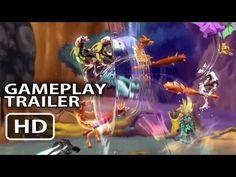 Dust: An Elysian Tail - Gameplay Trailer