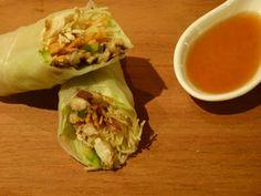 Rolinho Vietnamita | Culinária sob medida