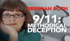 Rebekah Roth, former flight attendant turned researcher has put out HUGE mind blowing bombshells on 9/11 that you must hear now! She knows who wiredthe buildings and has pictures to prove it!