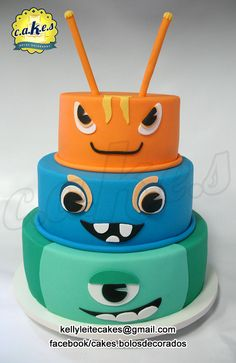 Cake Slugterraneo