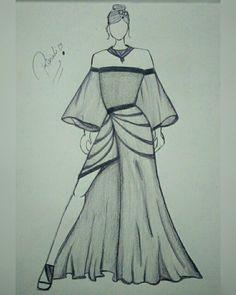 Source by secrettphantom fashion drawing Dress Design Drawing, Dress Design Sketches, Girl Drawing Sketches, Fashion Design Sketchbook, Girly Drawings, Fashion Design Drawings, Fashion Figure Drawing, Fashion Drawing Dresses, Fashion Illustration Dresses