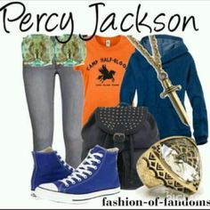Percy Jackson outfit. Need