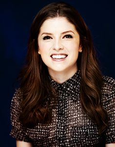 Anna Kendrick. People say I look like her. I will take that as a compliment. ❤