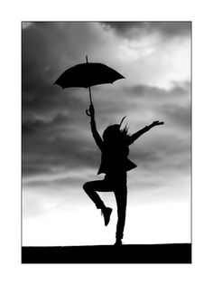 I love storms! I love rain! :) I love walking the dogs in it and dancing!