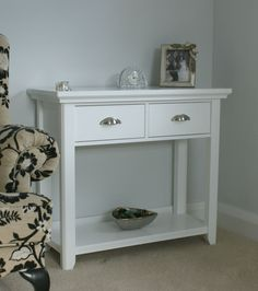 Genial HALL TABLE / HALL CONSOLE / SIDE TABLE / END TABLE / PAINTED HALL TABLE