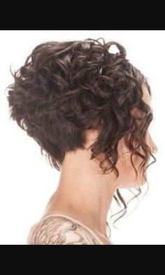 Very Short Curly Bob Hairstyles . Very Short Curly Bob Hairstyles Very Short Bob Hairstyles, Haircuts For Curly Hair, Short Curly Bob, Curly Hair Cuts, Short Hair Cuts, Bob Haircuts, Curly Inverted Bob, Long Curly, Hairstyles Haircuts