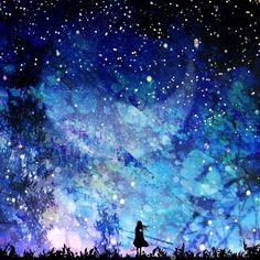 Anime scenery - Art - Star...  http://xn--80aapluetq5f.xn--p1acf/2017/01/02/anime-scenery-art-star/