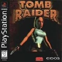 Tomb Raider Playstation Game