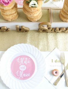 f57c734e2fcd 86 Best All you need is Love and a Donut Bridal Shower images in ...