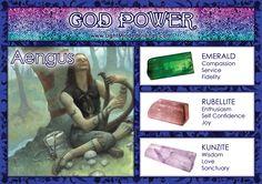 God Power: Aengus!
