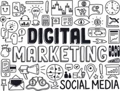 Dipping your toe into #DigitalMarketing? We've got some great tips to help you figure it out.