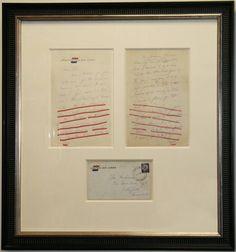 John F. Kennedy Seeks to Censure a Priest  $9,500