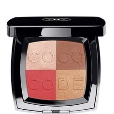 CHANEL-SPRING-2017-COCO-CODE-Blush-Harmony-Palette-Limited-Edition-amp-MINI-Brush