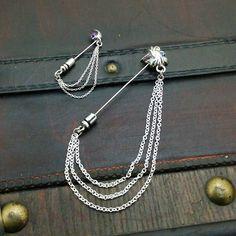 【silver_masato】さんのInstagramをピンしています。 《月の雫 フローラルのラペルピン #pinkoi #minne #iichi #creema  #japan #handmade  #glass #silver #月 #桜 #和 #日本 #手作り #lapelpin》