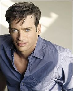 South Louisiana man ~ Harry Connick Jr. - Lovely voice, family man, and one of the first celebrities to roll up his sleeves and help rebuild New Orleans after Hurricane Katrina.