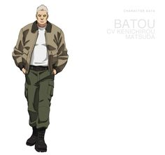 Take A Better Look At The New Ghost in The Shell Character Designs ...
