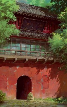 The great masterpiece by Hayao Miyazaki. Spirited Away. Created by Studio Ghibli. Spirited Away[DVD]