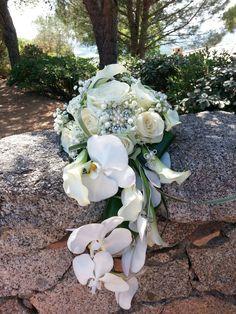 Bouquet de mariée corse