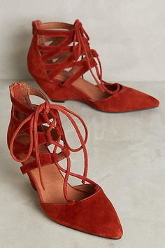 Jeffrey Campbell Sombra D'Orsay Heels Suede Heels, Shoes Heels, Peep Toe, Wrap Heels, Kitten Heel Pumps, Dream Shoes, Cheap Jewelry, Winter Shoes, Designer Shoes