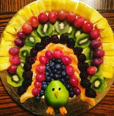 Healthy Thanksgiving appetizer #thanksgiving